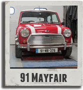 1991 Mini Mayfair Restoration